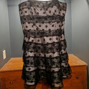 Black Lace Dress 16/17